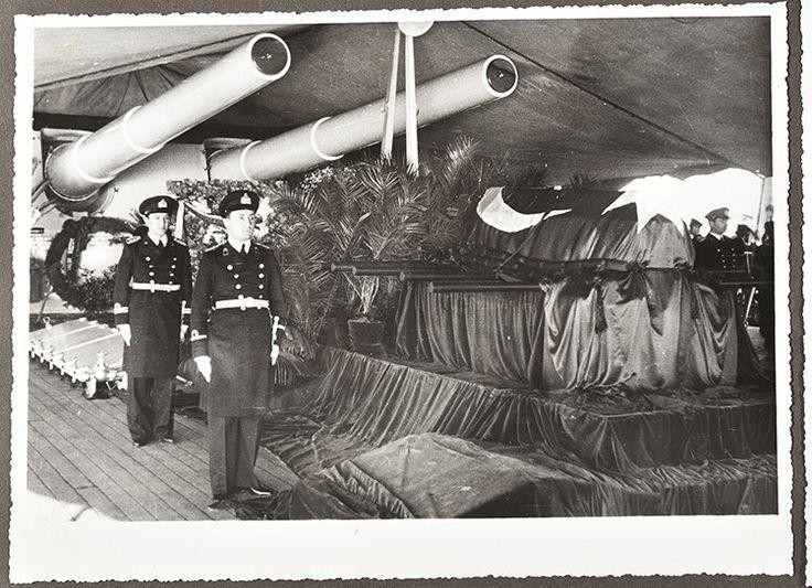Büyük Başbuğ Atatürk'ün İstanbul ve Ankara'daki Cenaze Töreni Fotoğrafları 13. Bölüm