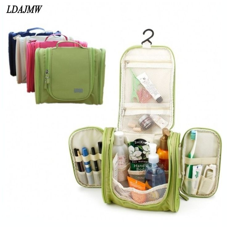 High Quality Multifunctional Make up Storage Bag women Makeup Cosmetic Bag Case Toiletry Pouch Organizer Hanging Travel Wash Bag #clothing,#shoes,#jewelry,#women,#men,#hats,#watches,#belts,#fashion,#style