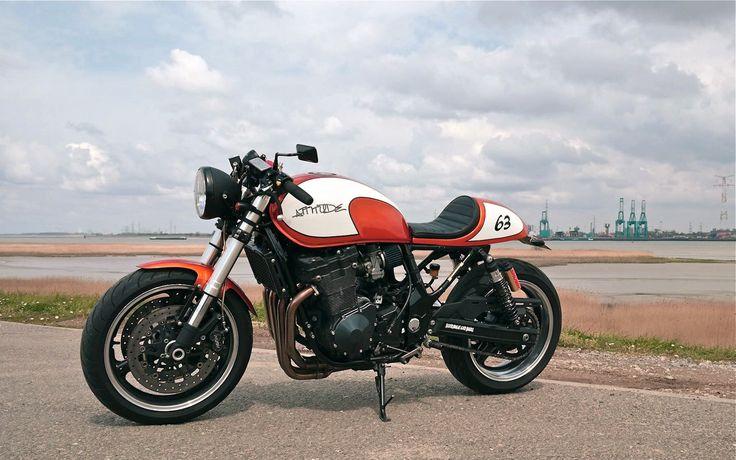 MARC YSEWIJN # Suzuki GSX 750 1200cc
