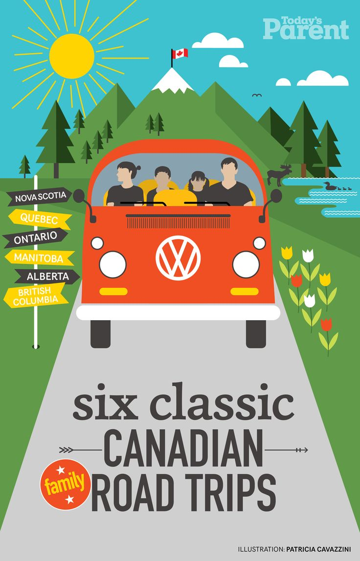 We criss-crossed Canada to find your favourite summer journeys. These routes won't break the bank and were designed with kids in mind!
