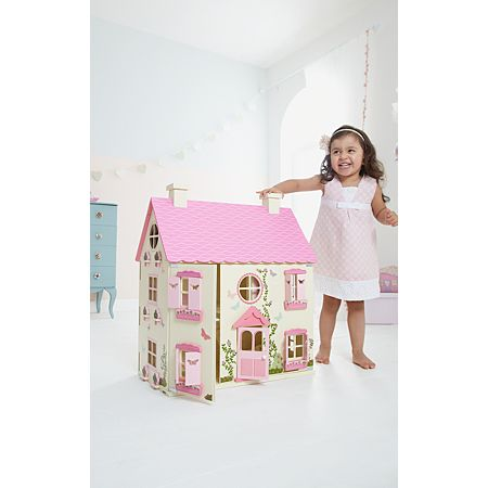 George Home Wooden Dolls House
