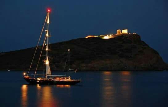Ναός Ποσειδώνα Sounio Attica Greece