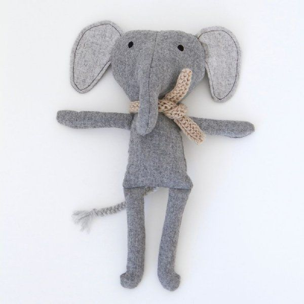 Barnaby is the coolest elephant on the block. Barnaby is a special gift for any little prince and perfect for imaginative play. #softtoy #kids #play #thelittlehaven