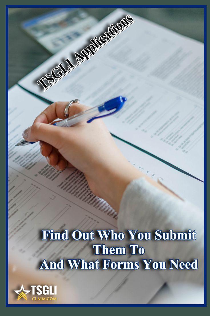Tsgli Applications Denial Group Life Insurance Appealing