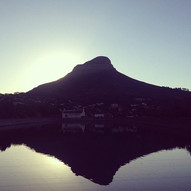 Lions Head, Cape Town. Photo by capetown_guy