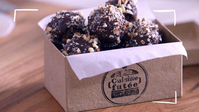 « Ferrero Rocher » maison | Cuisine futée, parents pressés