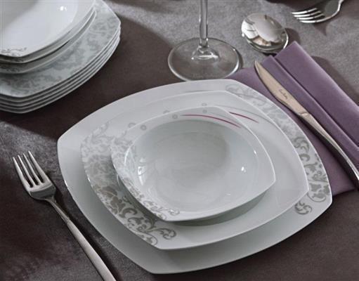 Pierre Cardin 24 Parça Günlük Yemek Takımı Baroque | cazip geldi