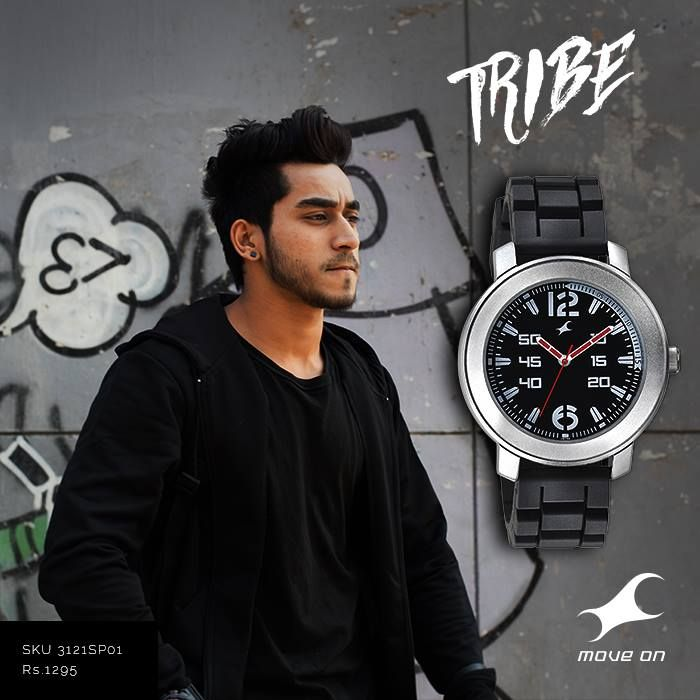 Watches from the #Tribe collection will see your clan through every mood. http://fastrack.in/products/sunglasses/