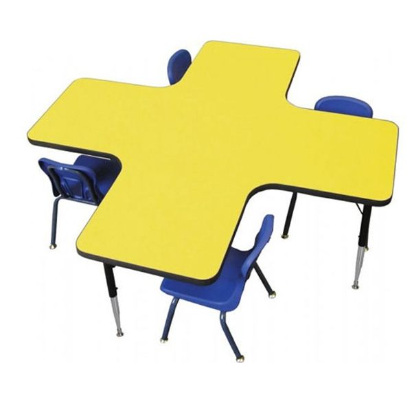 Wonderful A Plus Collaboration Station Activity Table   The A+ Collaborative Activity  Table Presents An Innovative Concept In Child Education. Nice Look