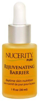 Rejuvenates your skin in the day with #NuCerity's Rejuvenating Barrier.