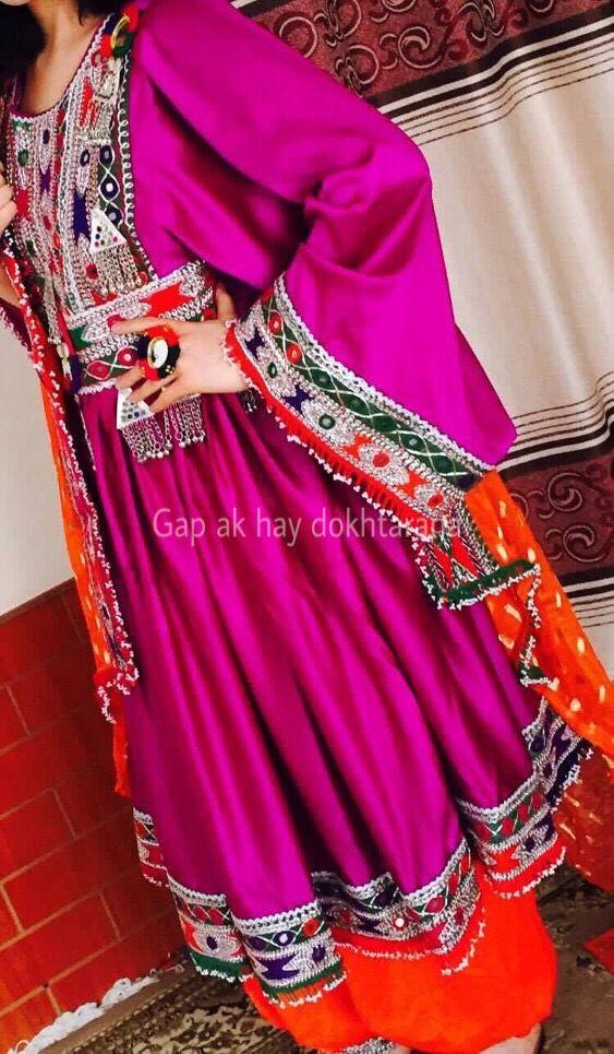 #afghani #style #dress #jewelry