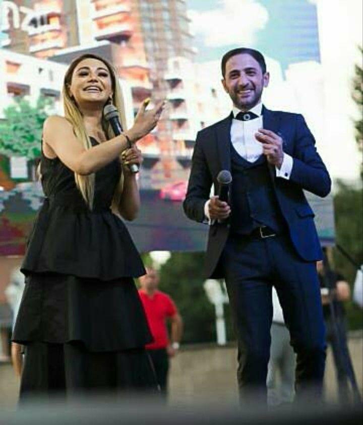 Turkan Velizade Ve Perviz Bulbule Fashion Style Formal