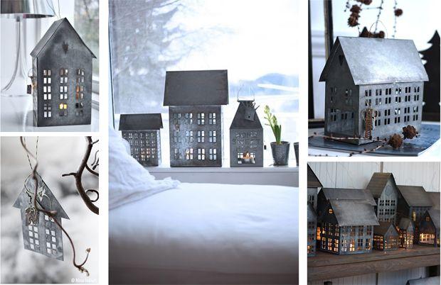 Dekoracje i latarnie od Walther & Co. Wnętrza w stylu skandynawskim