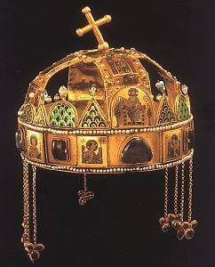 Saint Stephen I King of Hungary