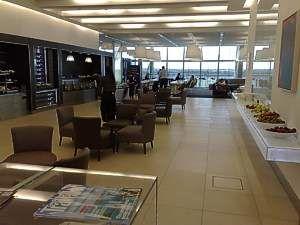 British airways Heathrow lounge terminal 5 North