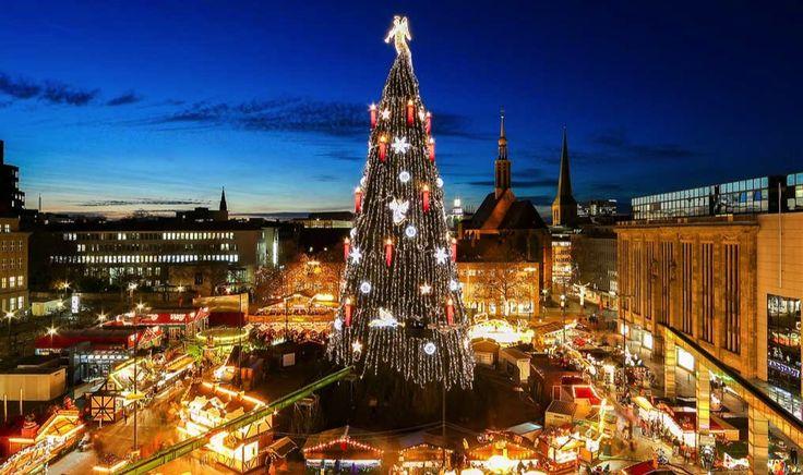 Dortmunder Weihnachtsmarkt | Herzlich willkommen!