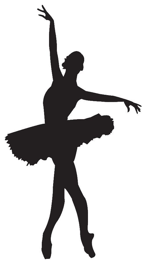 Take some white or pink card and draw the outline of a ballerina or a ballet shoe. Description from dance-for-kids.com. I searched for this on bing.com/images
