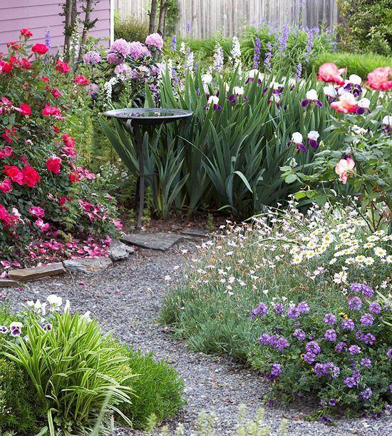 415 best images about iris ideas for the garden on for Irish garden designs