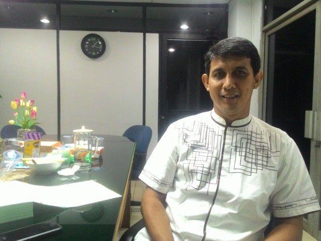 Kepala Unit Pelayanan PKB dan BBNKB wilayah Jakarta Selatan, Alberto Ali