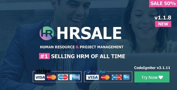 Hrsale V1 1 8 The Ultimate Hrm Opensource Linux Software Programming Coding In 2020 Human Resource Management System Human Resource Management Human Resources