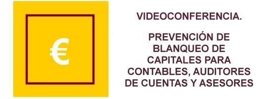 Prevención de Blanqueo de Capitales para Contables, Auditores de Cuentas y Asesores