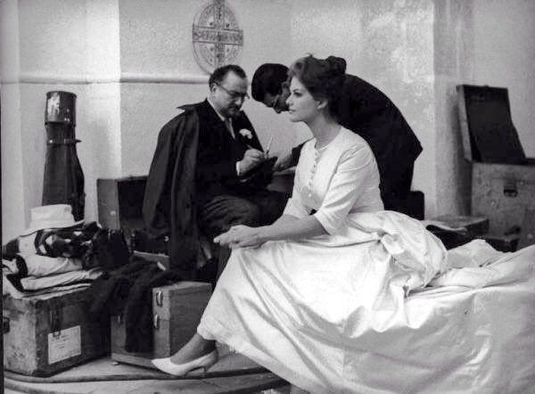 "Claudia Cardinale, ""Il bell'Antonio"" (1960)"