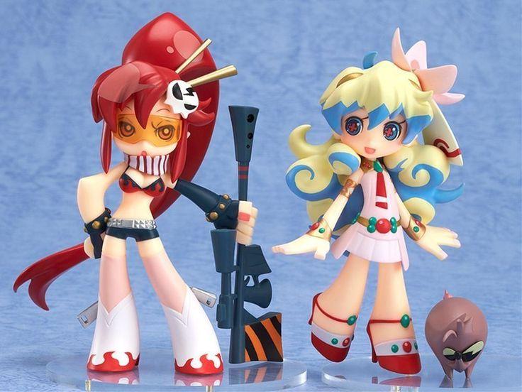 phatcompany Tengen Toppa Gurren Lagann Magical Yoko and Nia Twin PSG Ver Figure #phatcompany