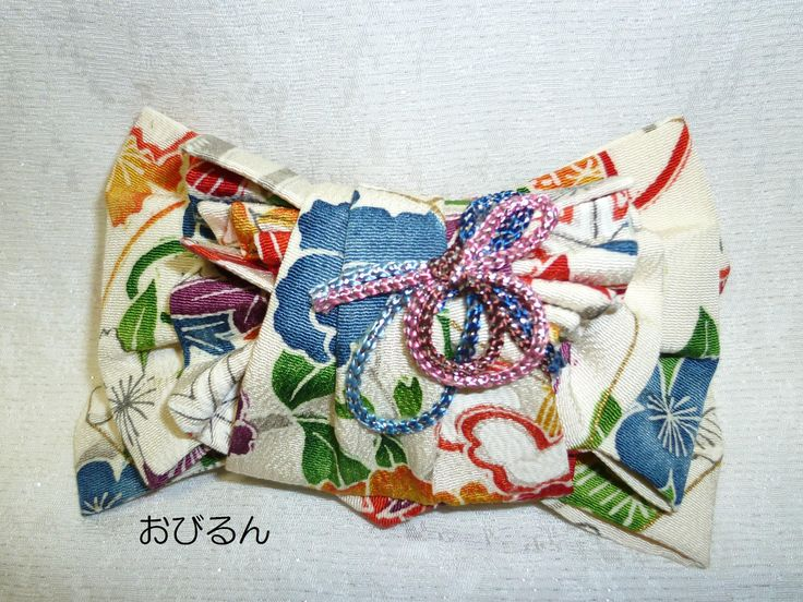 (High Quality)Hand-written Yuzen dye  Hair slide;江戸錦(Edo Nishiki)