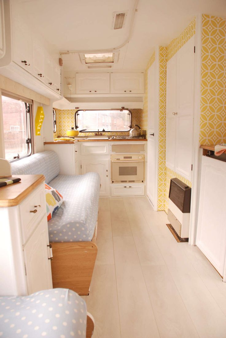 80+ Best RV Interior Decorating For Summer