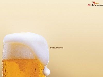 ABInBev - Global Beer Leader Christmas Ad