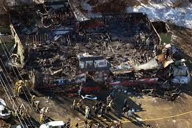 February 20 – The Station nightclub fire in West Warwick, Rhode Island, claims the lives of 100 people.
