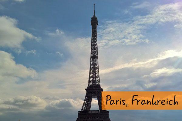 Ein Wochenende in Paris, Frankreich | Nicht 75B