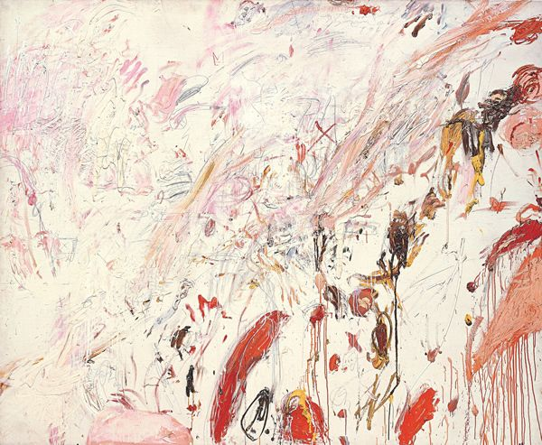 : Cy Twombly, Art, Ferragosto Iii, Abstract Art, Google Search, Canvas, Cytwombly, Painting
