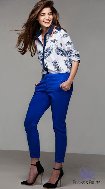 Anne Curtis for Plains & Prints