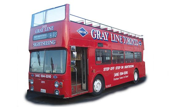 Grey Line tours toronto red bus - Google Search
