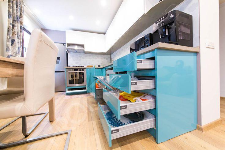 Mobilă Bucătărie Flipper - La Comandă - Fabrică București