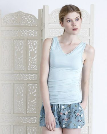 Caroyn Donnelly Eclectic Lace Vest