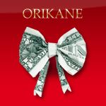 Orikane - the art of origami using dollar bills; find 3 easy-medium items; have photocopies of $1 available for people to use if they don't have a fresh dollar bill with them