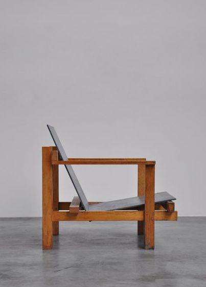 sold by Mid Mod Design. Jan de Jong modernist chair 1960 nr 1 2
