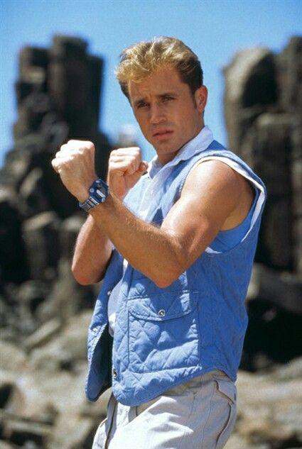 Ranger Billy (David Yost) my first crush