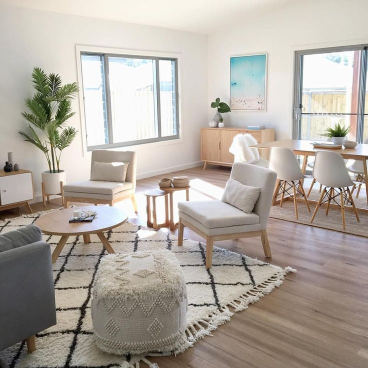 50 Lovely Living Room Design Ideas For 2020: 50 Stunning Coastal Living Room Decoration Ideas The Boho