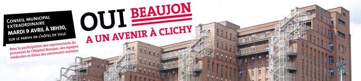 Ville de Clichy : actualités, démarches en ligne, informations pratiques - Ville de Clichy - exemple identité graphique / forme de com