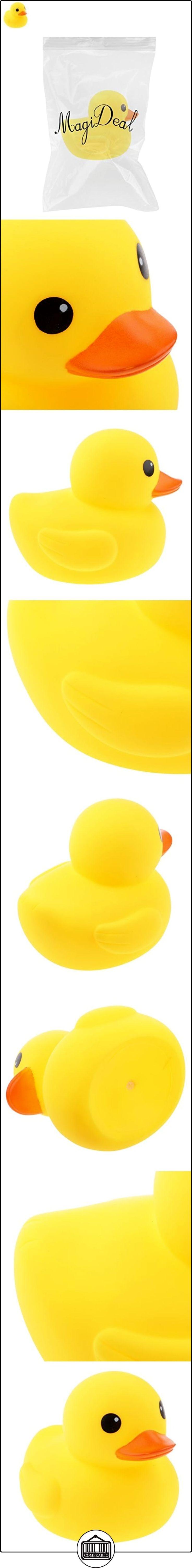 Juguete de Goma Hora del Baño Chirriante Madre Pato Amarillo Grande Bebés  ✿ Seguridad para tu bebé - (Protege a tus hijos) ✿ ▬► Ver oferta: http://comprar.io/goto/B01M8LB9Y4