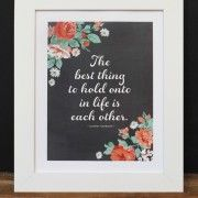 Free Printable Floral Chalkboard Love Quote Print http://www.elli.com/blog/category/diy-ideas/