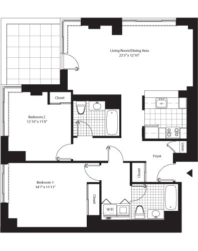 7 best one city place apartments images on pinterest apartments flats and white plains for 3 bedroom apartments white plains ny