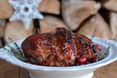 Beenham met balsamico glazuur | Taste Our Joy! | Kerstrecept