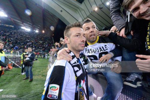 UDINE, ITALY - MAY 15: Antonio Di Natale of Udinese... #trivignanoudinese: UDINE, ITALY - MAY 15: Antonio Di Natale of… #trivignanoudinese