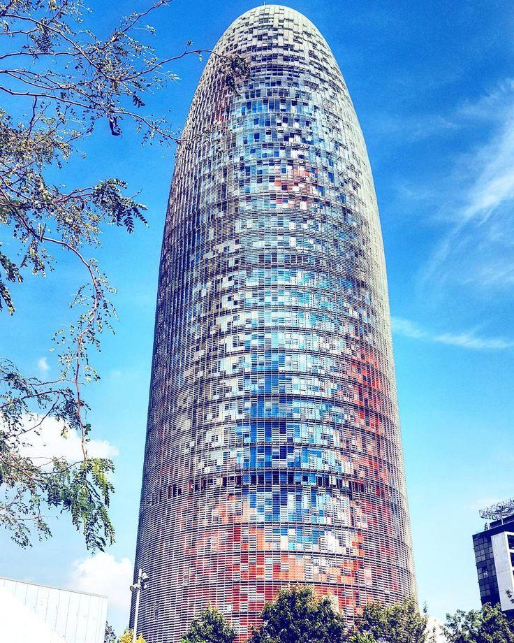 Modern Architecture Barcelona