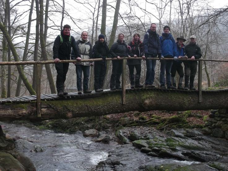 BLOG: 'Een dagje Ardennen, het leek wel vakantie!' (verslag van onze wandeling in Solwaster op 7 april 2013) #wandelen #Ardennen #hiking