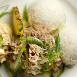Hawaiian Pork and Cabbage | AllFreeSlowCookerRecipes.com